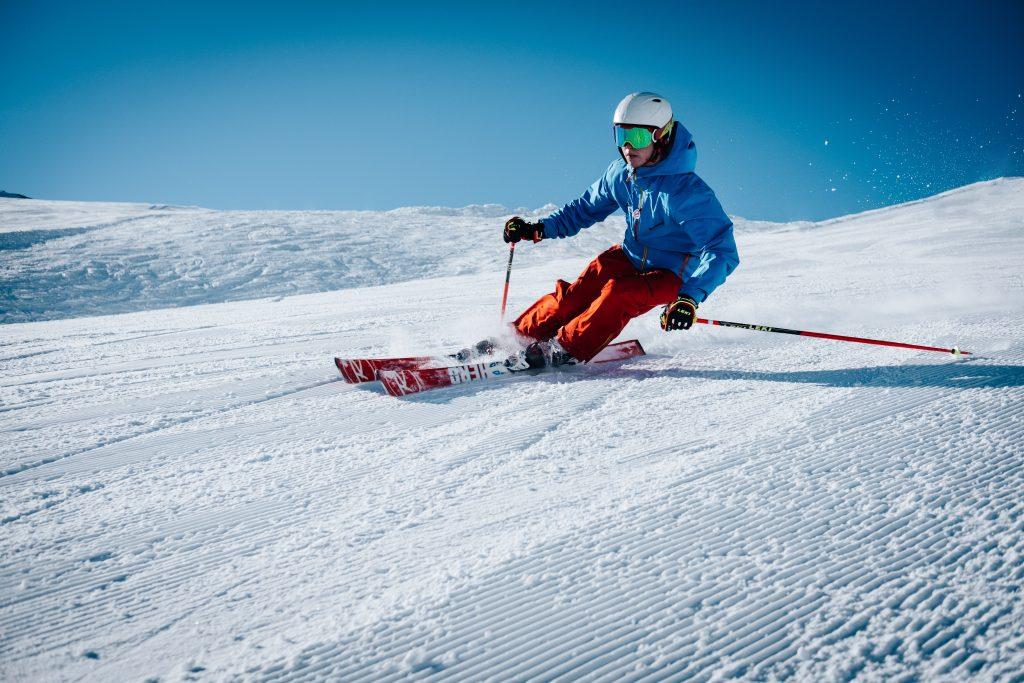 Greece has many ski slopes.