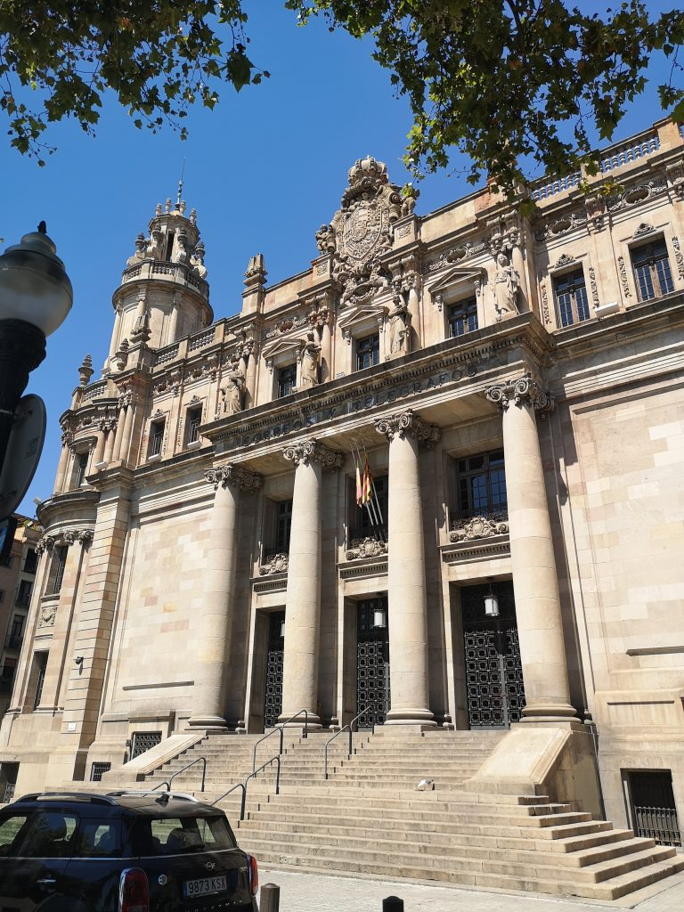 Barcelona Post Office, Gothic Quarter